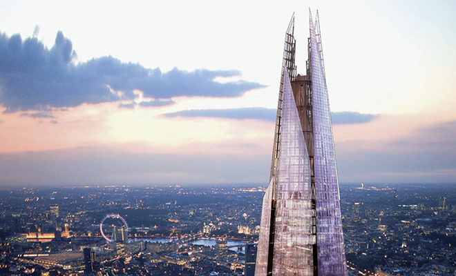 London tallest buildings