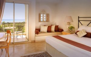 The Residence, Gammarth, Tunis sea view room