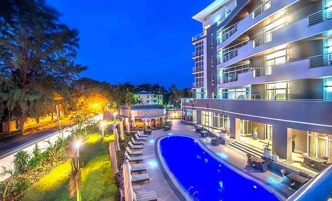 The George Hotel, Lagos