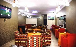 The FAB Restaurant & Lounge, GRA, Ikeja Lagos