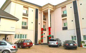 Ritz Carinton Suites, 17, Nnaji Street, Opposite Akalaka House, Enugu